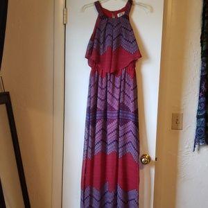 SweetStorm Long Maxi Dress